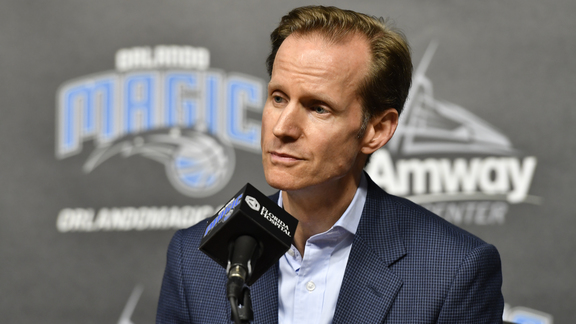 Magic Press Conference: Jeff Weltman