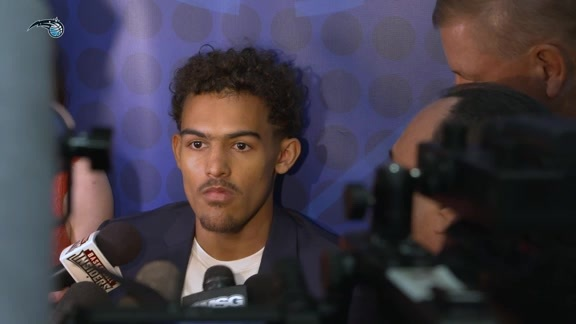 2018 NBA Draft Combine: Trae Young