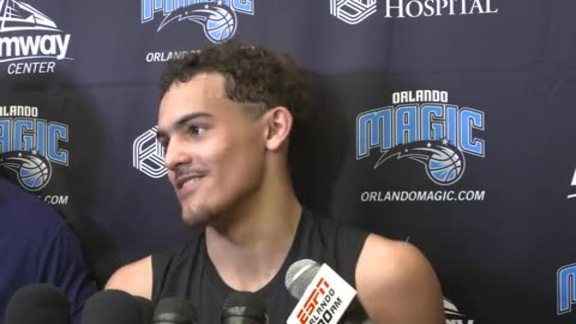 Magic Draft Workouts: Trae Young