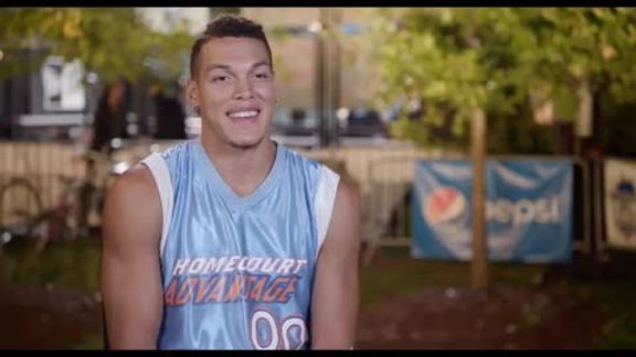 Aaron Gordon Hits The Big Screen