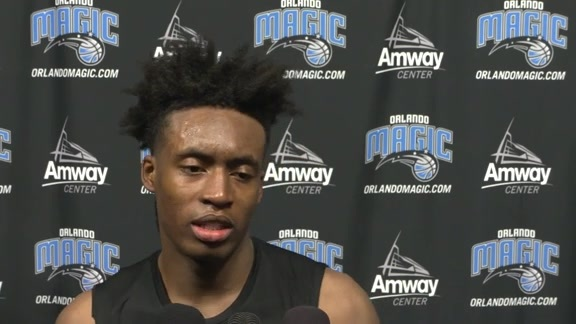 Magic Draft Workouts: Collin Sexton