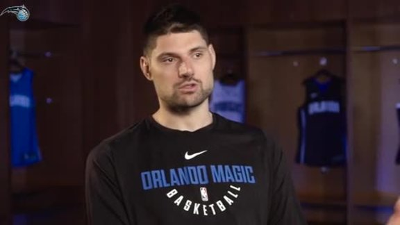 Draft Memories: Nikola Vucevic