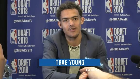 2018 NBA Draft: Trae Young