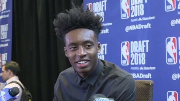 2018 NBA Draft: Collin Sexton