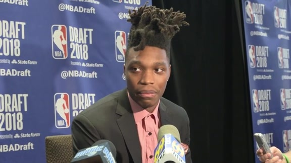 2018 NBA Draft: Lonnie Walker