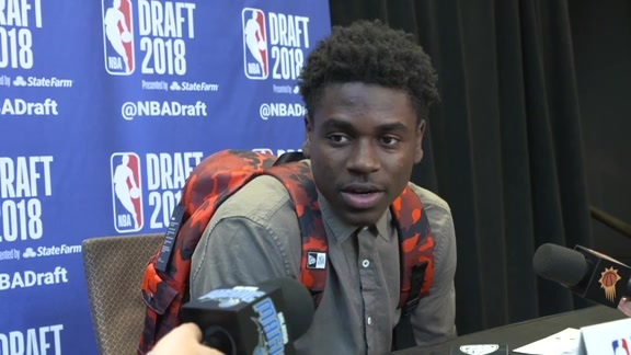 2018 NBA Draft: Aaron Holiday