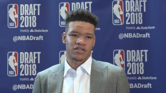 2018 NBA Draft: Kevin Knox
