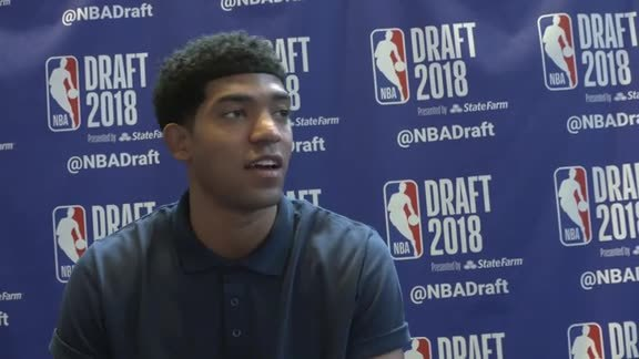 2018 NBA Draft: Chandler Hutchison