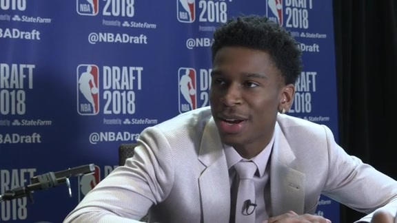 2018 NBA Draft: Shai Gilgeous-Alexander