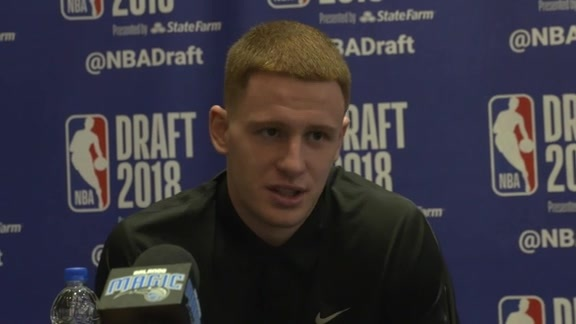 2018 NBA Draft: Donte DiVincenzo