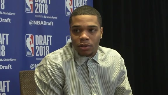 2018 NBA Draft: Miles Bridges