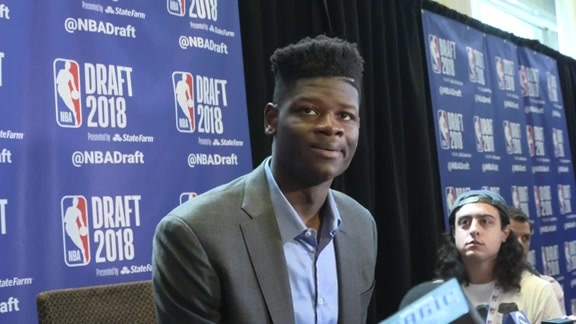 2018 NBA Draft: Mohamed Bamba