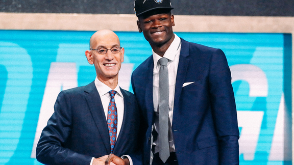 Magic Select Mo Bamba