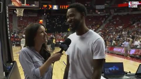 Catching Up With Terrence Ross