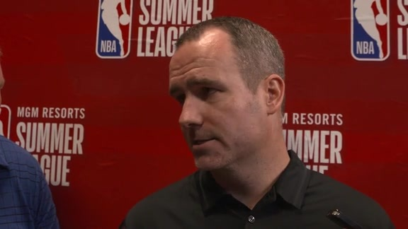 Grizzlies Postgame: Pat Delany