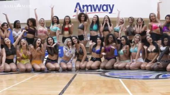 Orlando Magic Dancers Auditions