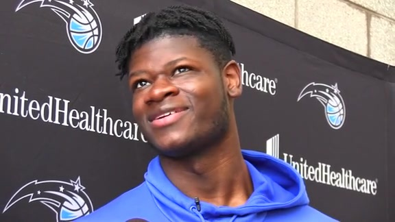 Offseason Update: Mo Bamba