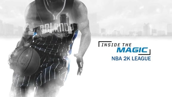 Inside the Magic: NBA 2K League