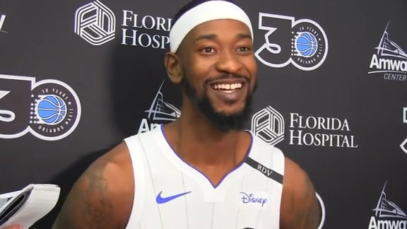 2018 Media Day: Terrence Ross