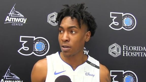 2018 Media Day: Wes Iwundu