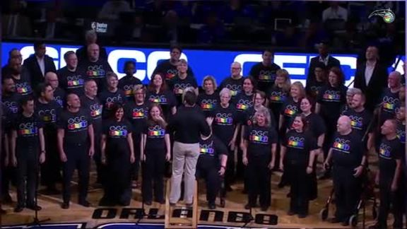 Magic Celebrate Pride Night