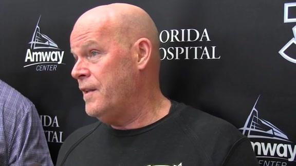 Magic Practice: Steve Clifford (10/16)