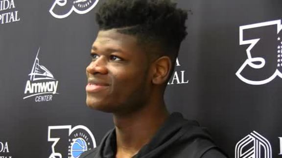 Magic Practice: Mo Bamba (10/16)