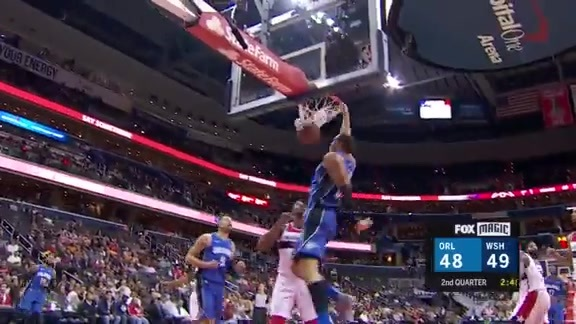 Aaron Gordon's Spin and Slam