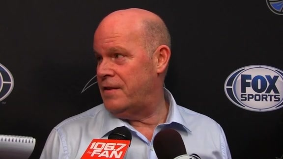Wizards Postgame: Steve Clifford