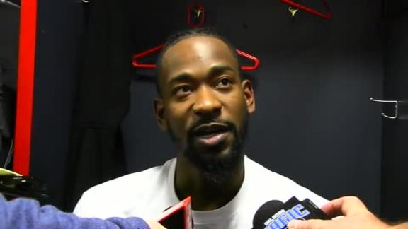 Wizards Postgame: Terrence Ross
