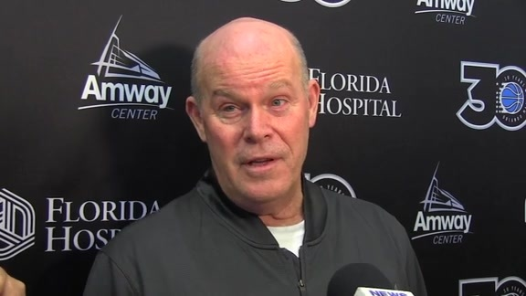 Magic Practice: Steve Clifford (11/16)