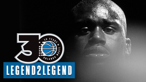 Legend2Legend: Shaq Returns