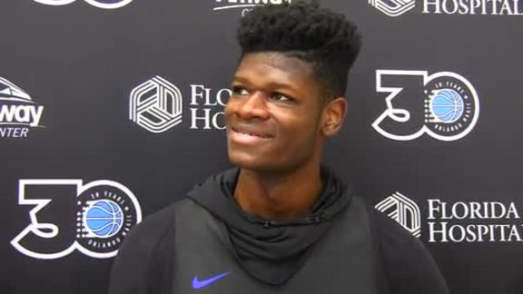 Magic Practice: Mo Bamba (11/21)