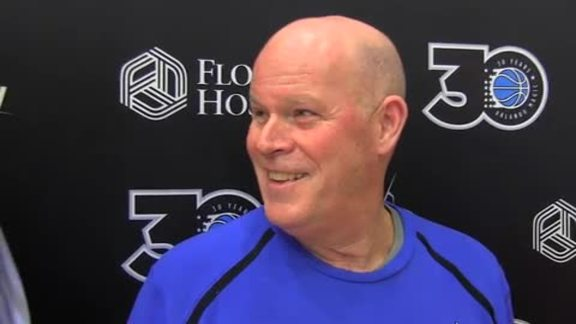 Magic Practice: Steve Clifford (11/21)