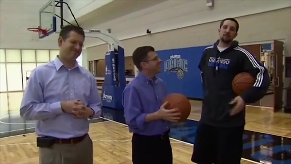 Magic Overtime: Ryan Anderson Throwback