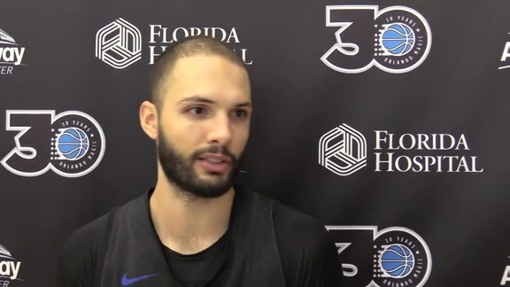 Magic Practice: Evan Fournier (12/8)