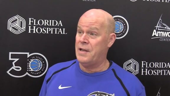 Magic Practice: Steve Clifford (12/8)