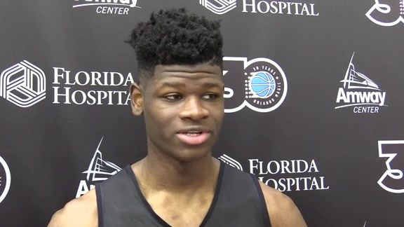 Magic Practice: Mo Bamba (12/9)