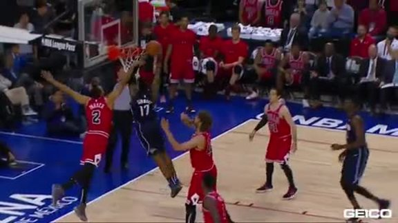 Game Highlights: Magic 97, Bulls 91