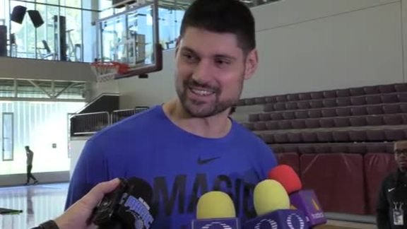 Magic Practice: Nikola Vucevic (12/14)