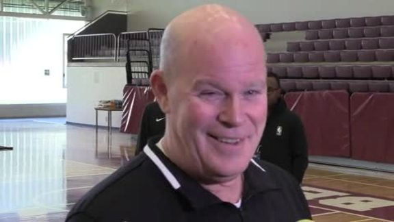 Magic Practice: Steve Clifford (12/14)