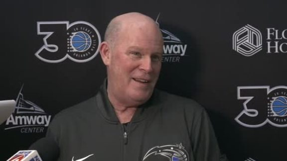 Magic Practice: Steve Clifford (12/17)