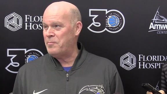 Magic Practice: Steve Clifford (12/18)