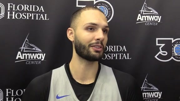 Magic Practice: Evan Fournier (12/18)