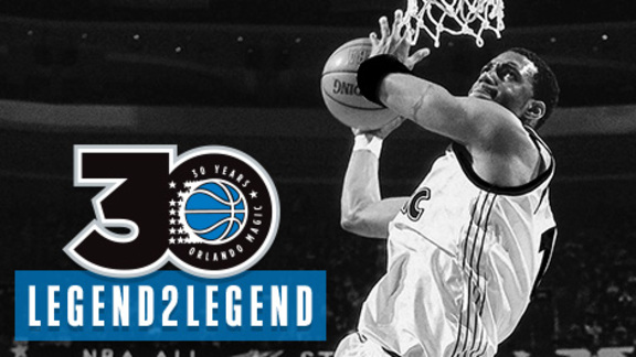 Legend2Legend: Off the Backboard