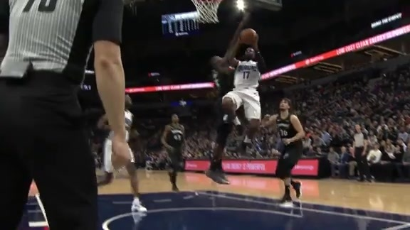 Simmons' Slam-1 vs. Timberwolves