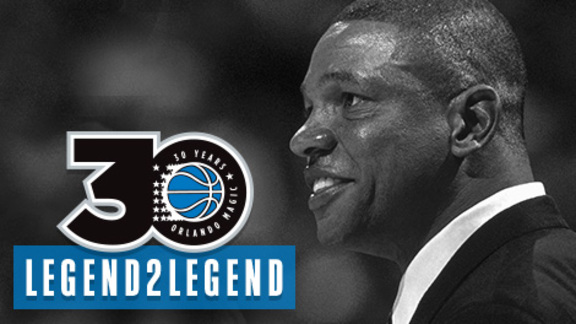 Legend2Legend: Heart & Hustle | Doc Rivers