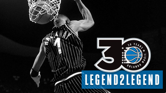 Legend2Legend: 1995 NBA Finals