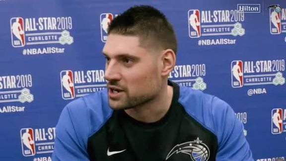 Vucevic's All-Star Skills Challenge Recap