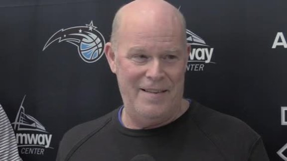Magic Practice: Steve Clifford (2/21)